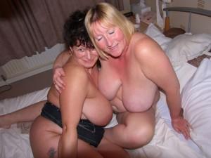 Two horny swinger sluts